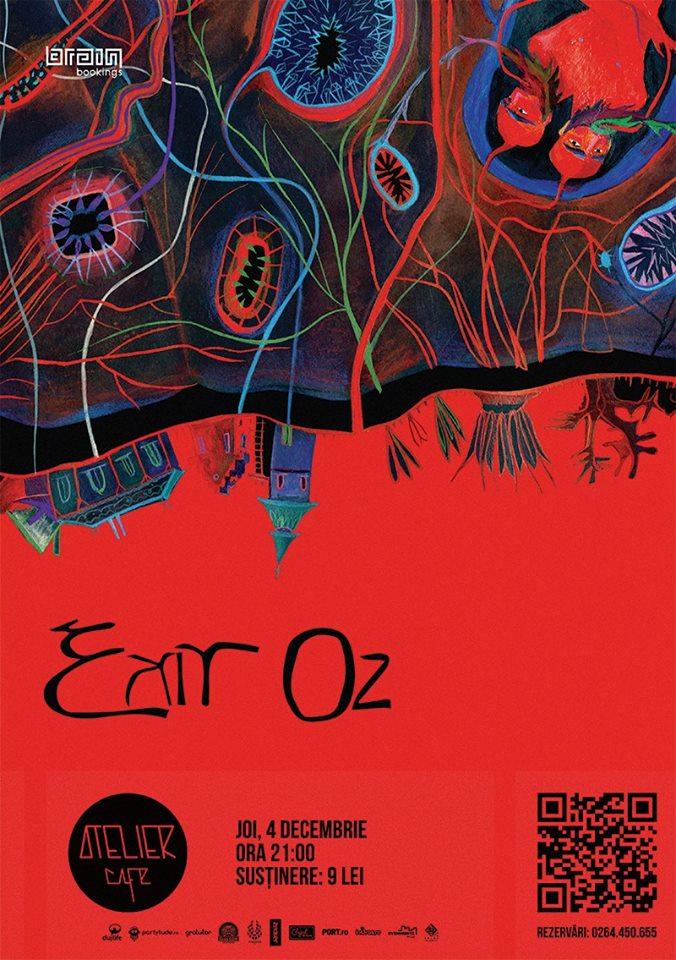 Exit Oz @ Atelier Cafe