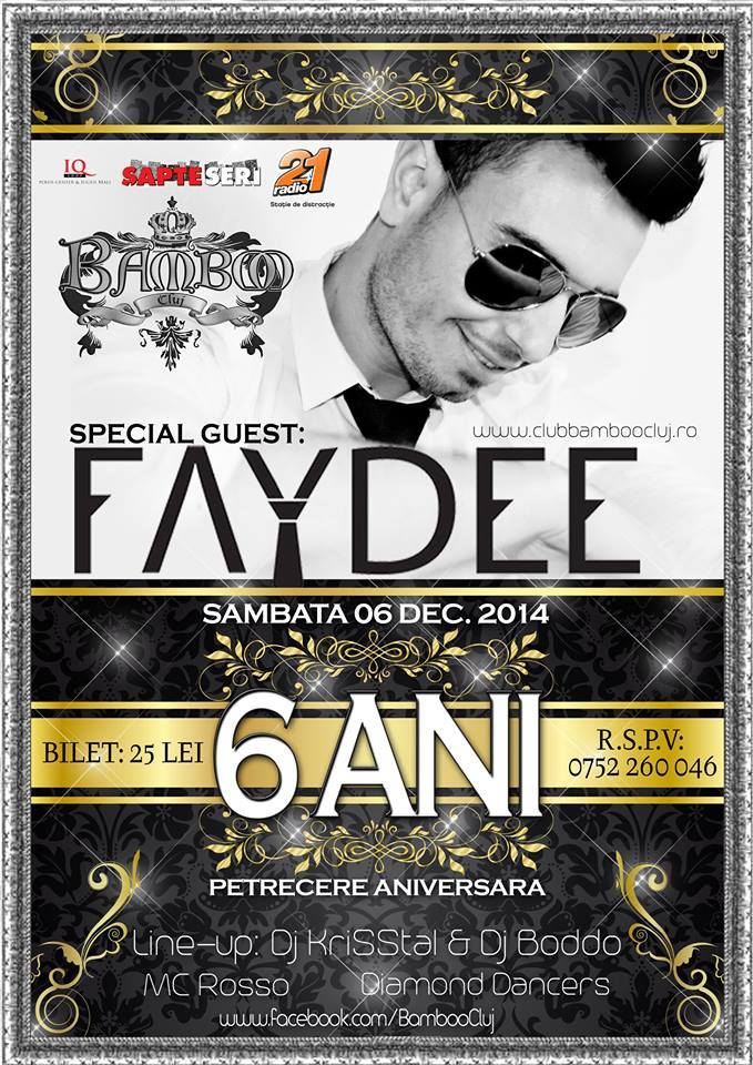 Faydee @ Club Bamboo