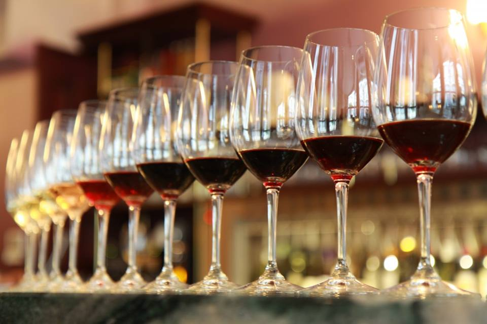 Halewood Wine Tasting @ Crush Wine Bar