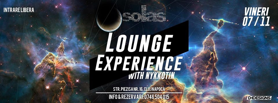 Lounge Experience @ Solas