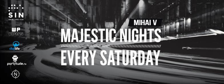 Majestic Nights @ The Sin