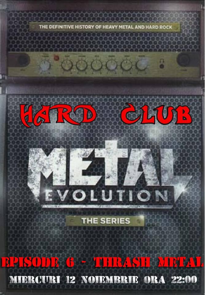 Metal Evolution @ Hard Club