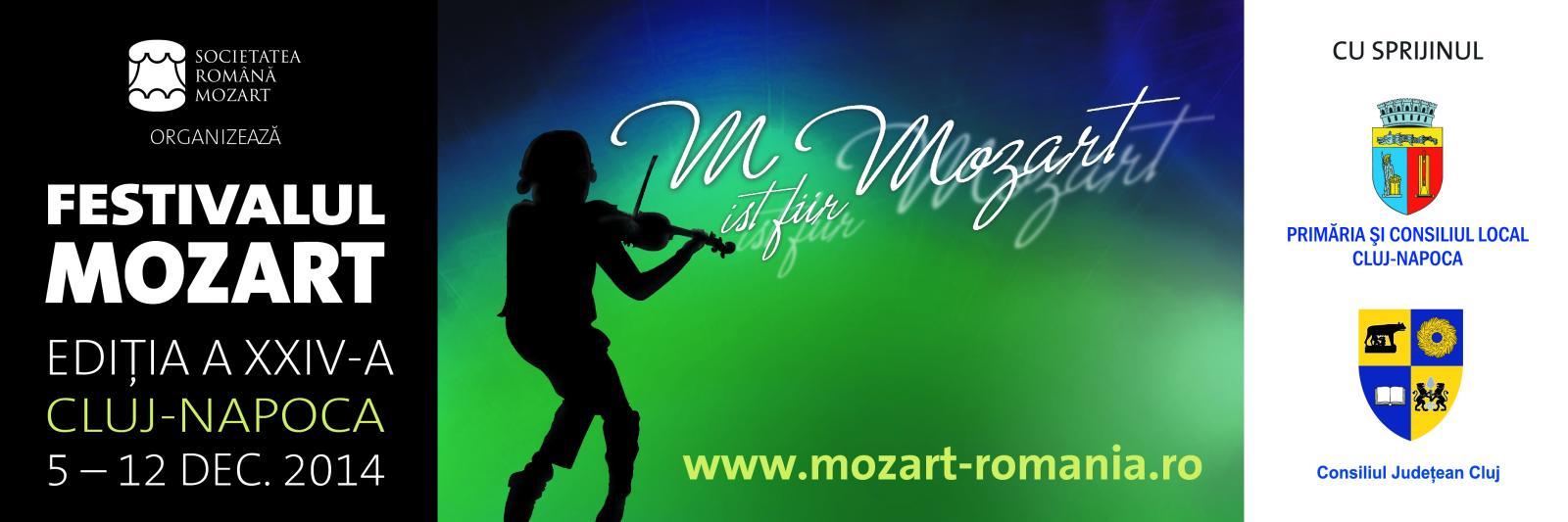Festivalul Mozart 2014