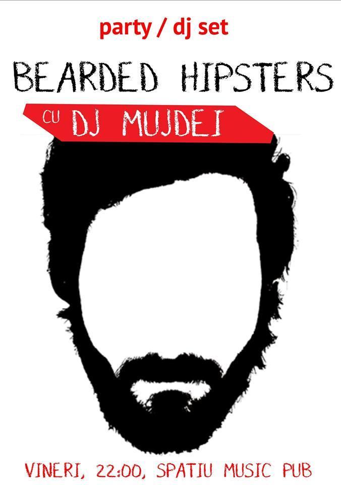 Bearded Hipsters Dj Set @ Spatiu Cafe Pub