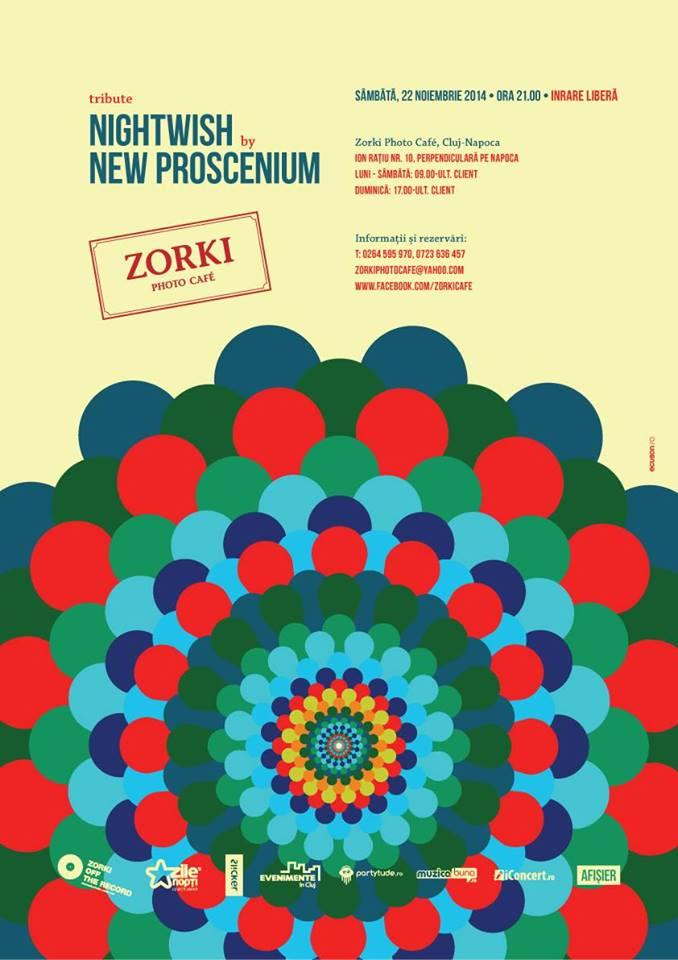 New Proscenium @ Zorki Cafe