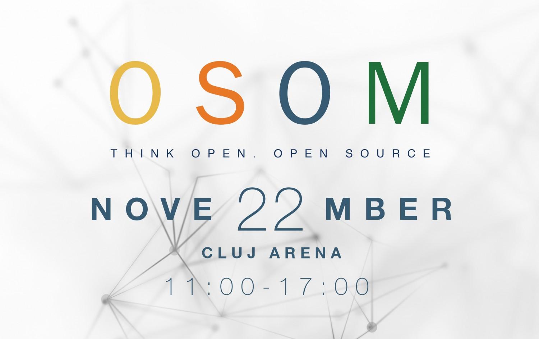 Open Source Open Mind @ Cluj Arena