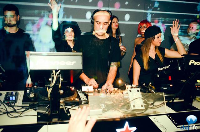 Poze: Paco Osuna / Mihigh @ Club Midi