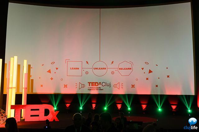 Poze: TEDxCluj @ Cinema Florin Piersic