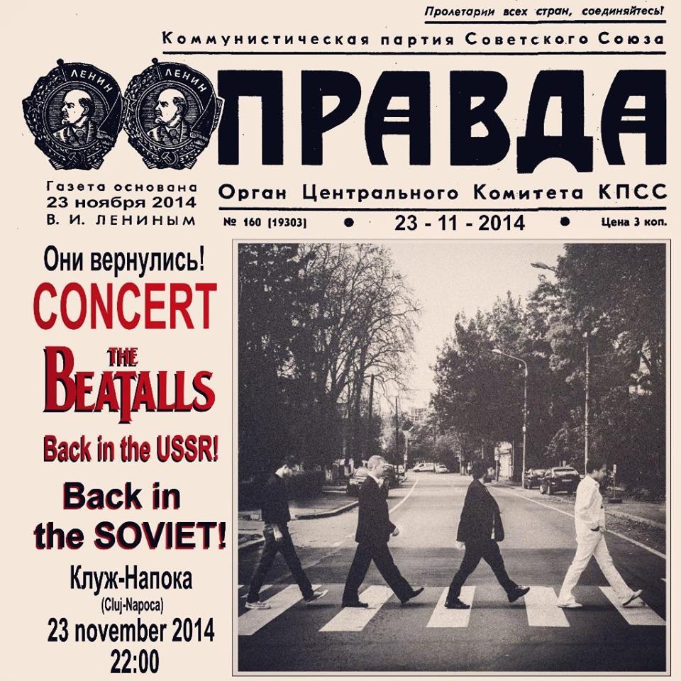 The Beatalls @ The Soviet
