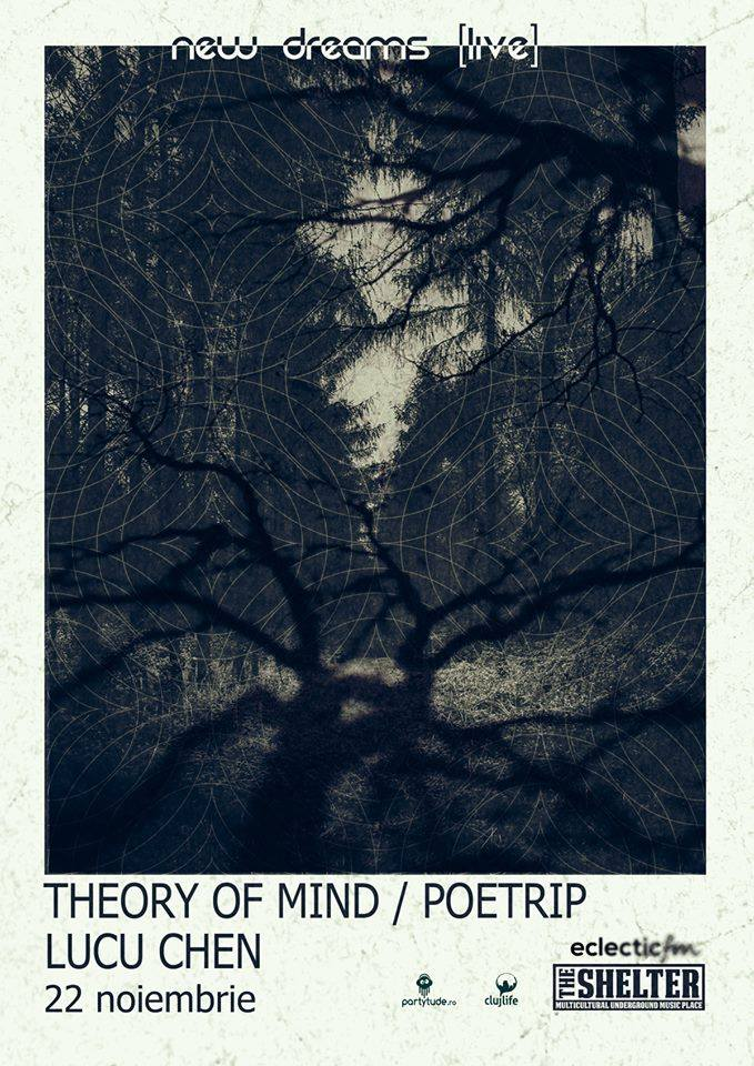 New Dreams [Live]: Theory of Mind @ The Shelter