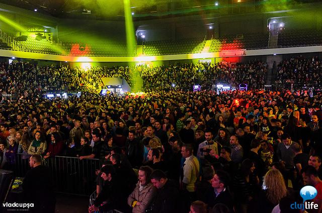 Peste 12.000 de spectatori au participat la Transylvania Music Event