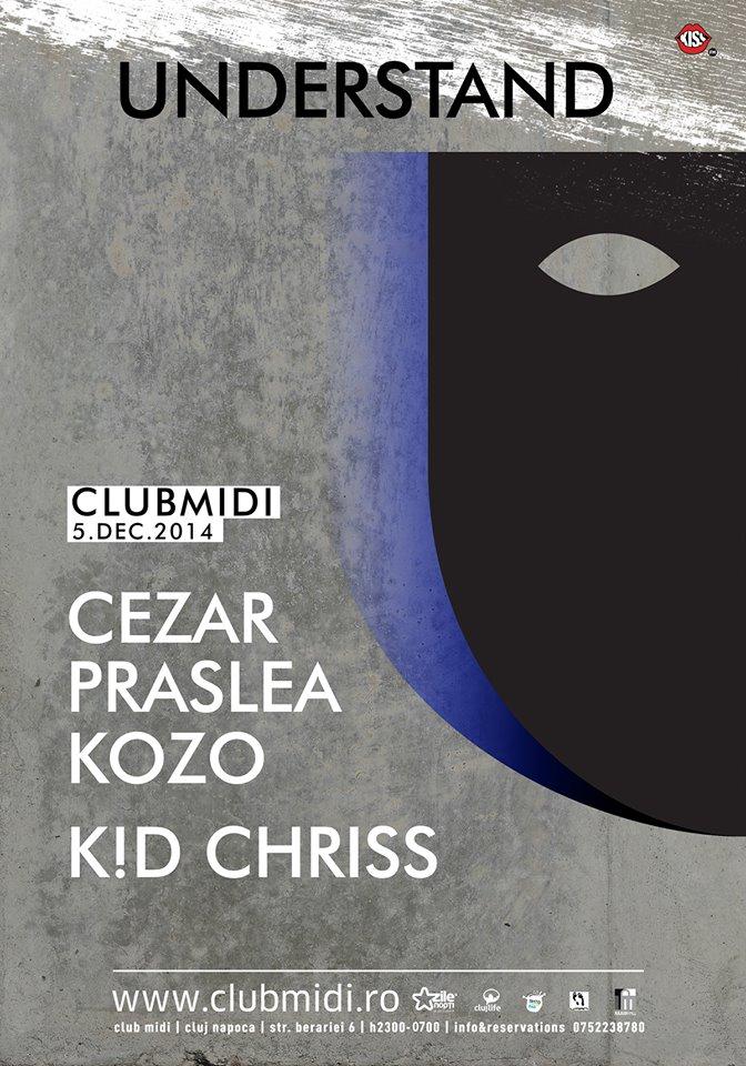 Cezar / Kozo / Praslea @ Club Midi