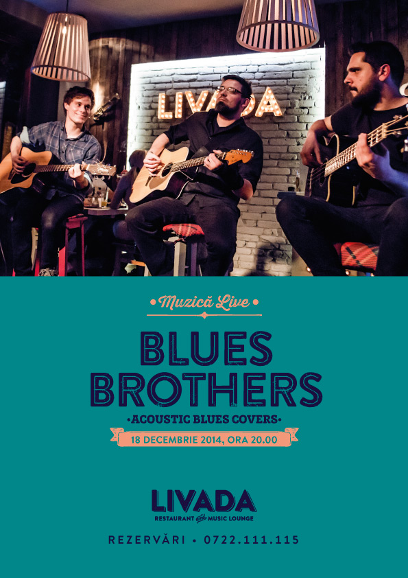 Blues Brothers @ Restaurant Livada