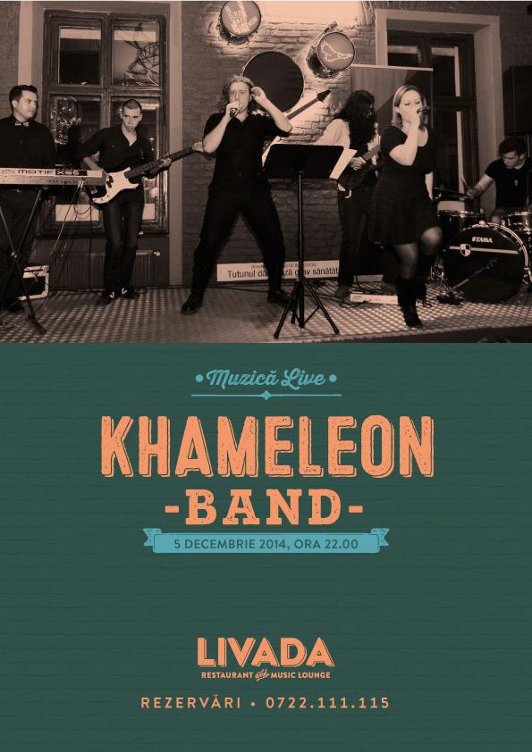 Khameleon Band @ Restaurant Livada