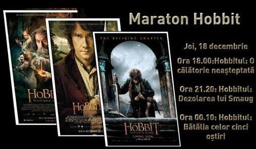 Maraton Hobbit @ Cinema City