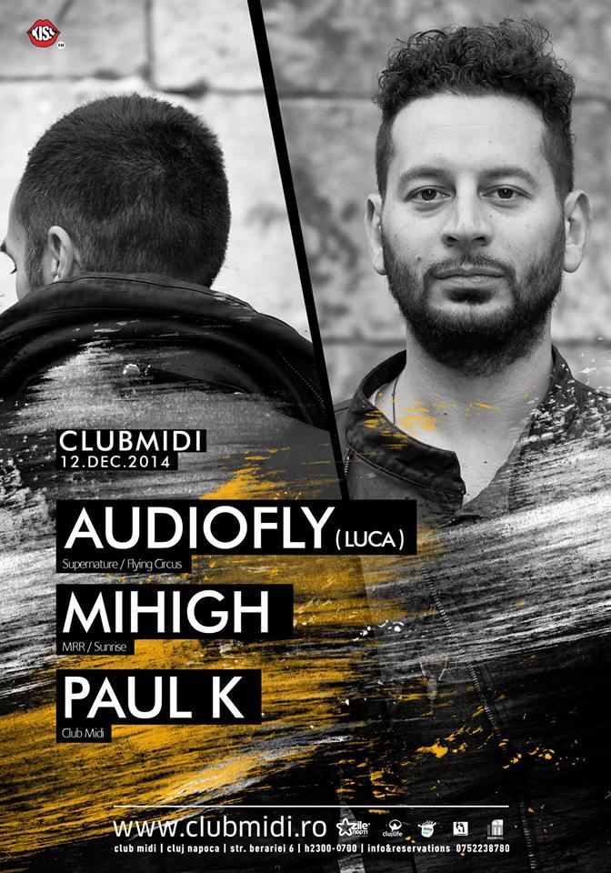 Luca (Audiofly) @ Club Midi