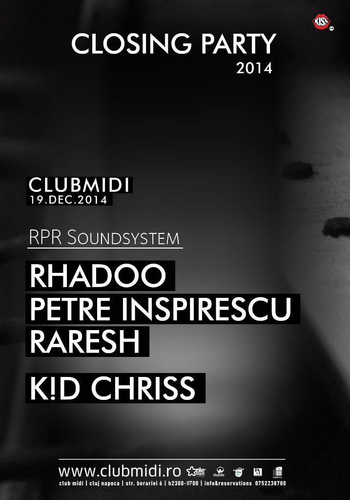 Closing Party – [a:rpia:r] @ Club midi