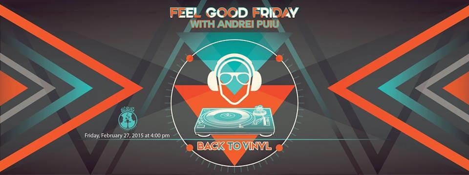 Feel Good Friday @ Sisters