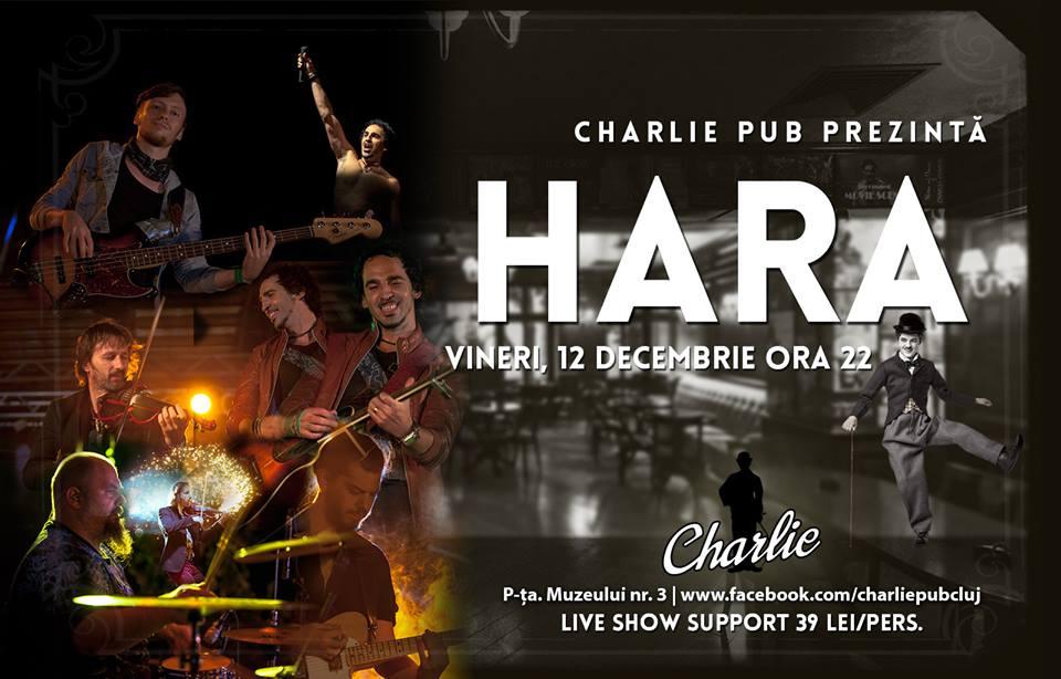 Hara @ Charlie