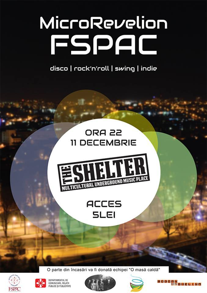Microrevelion FSPAC @ The Shelter