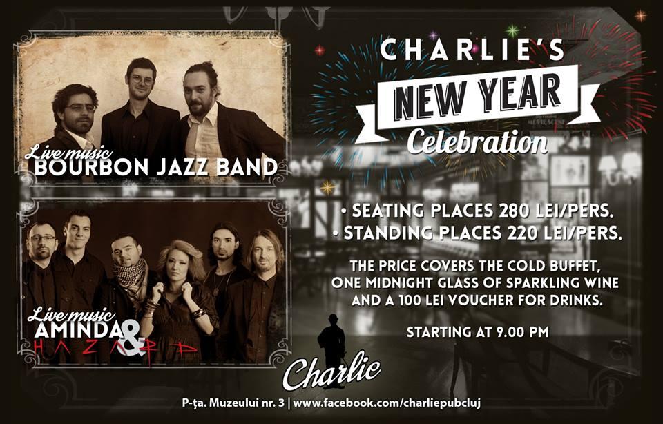 Charlie's New Year Celebration