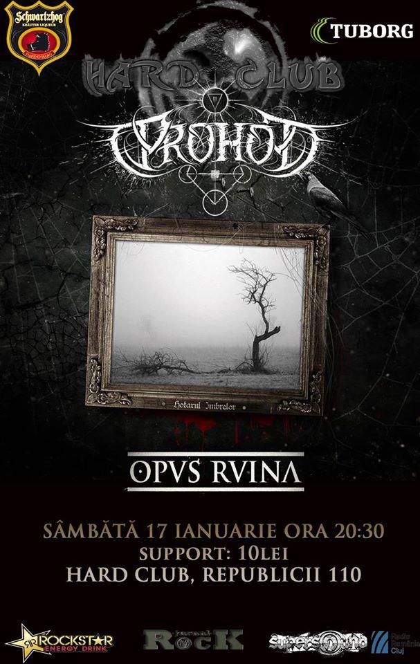 Prohod / Opus Ruina @ Hard Club