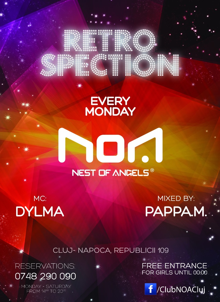 Retro-Spection Fever @ Club NOA