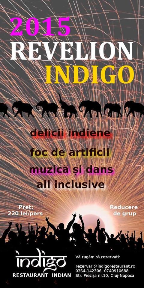 Revelion 2015 @ Restaurant Indigo