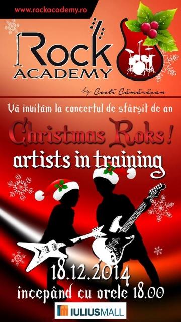 Christmas Rock @ Iulius Mall