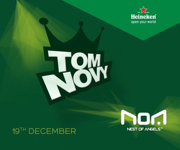 Tom Novy @ Club NOA