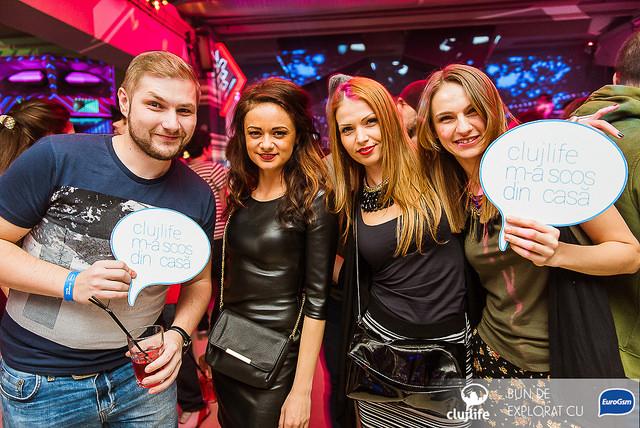 Poze: 7 ani de ClujLife @ Club Midi