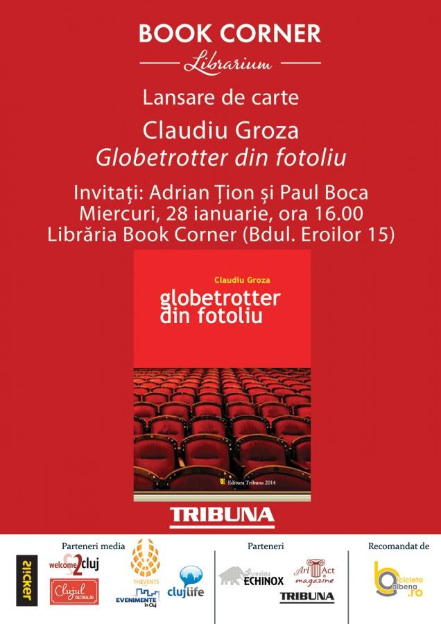 Claudiu Groza @ Book Corner