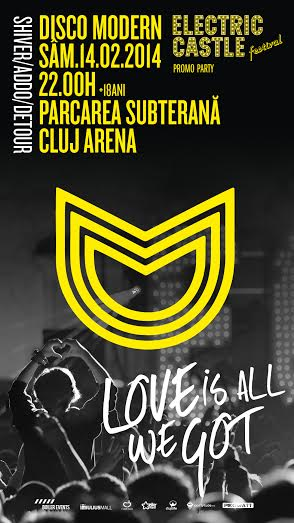 Electric Castle prezintă: Disco Modern @ Cluj Arena