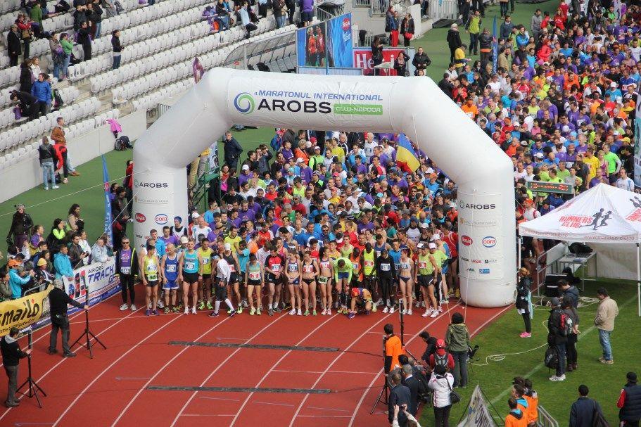Maratonul International AROBS Cluj-Napoca