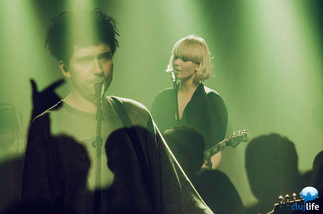 Poze: The Raveonettes @ The Shelter