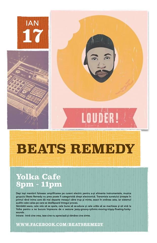 Beats Remedy @ Yolka