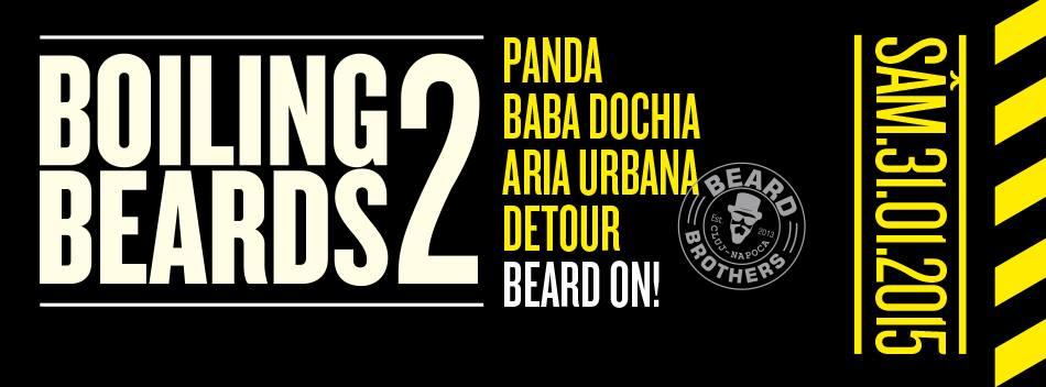 Boiling Beards #2 @ Boiler Club