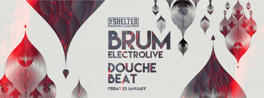 Brum / Douche Beat @ The Shelter