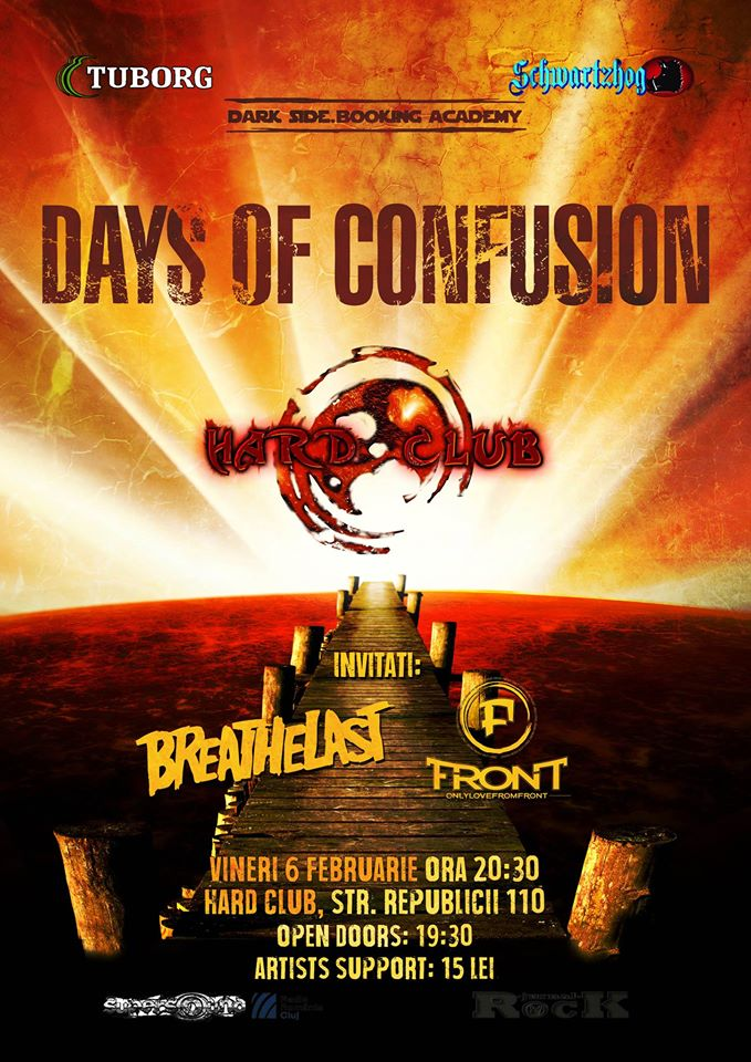 Days of Confusion @ Hard Club