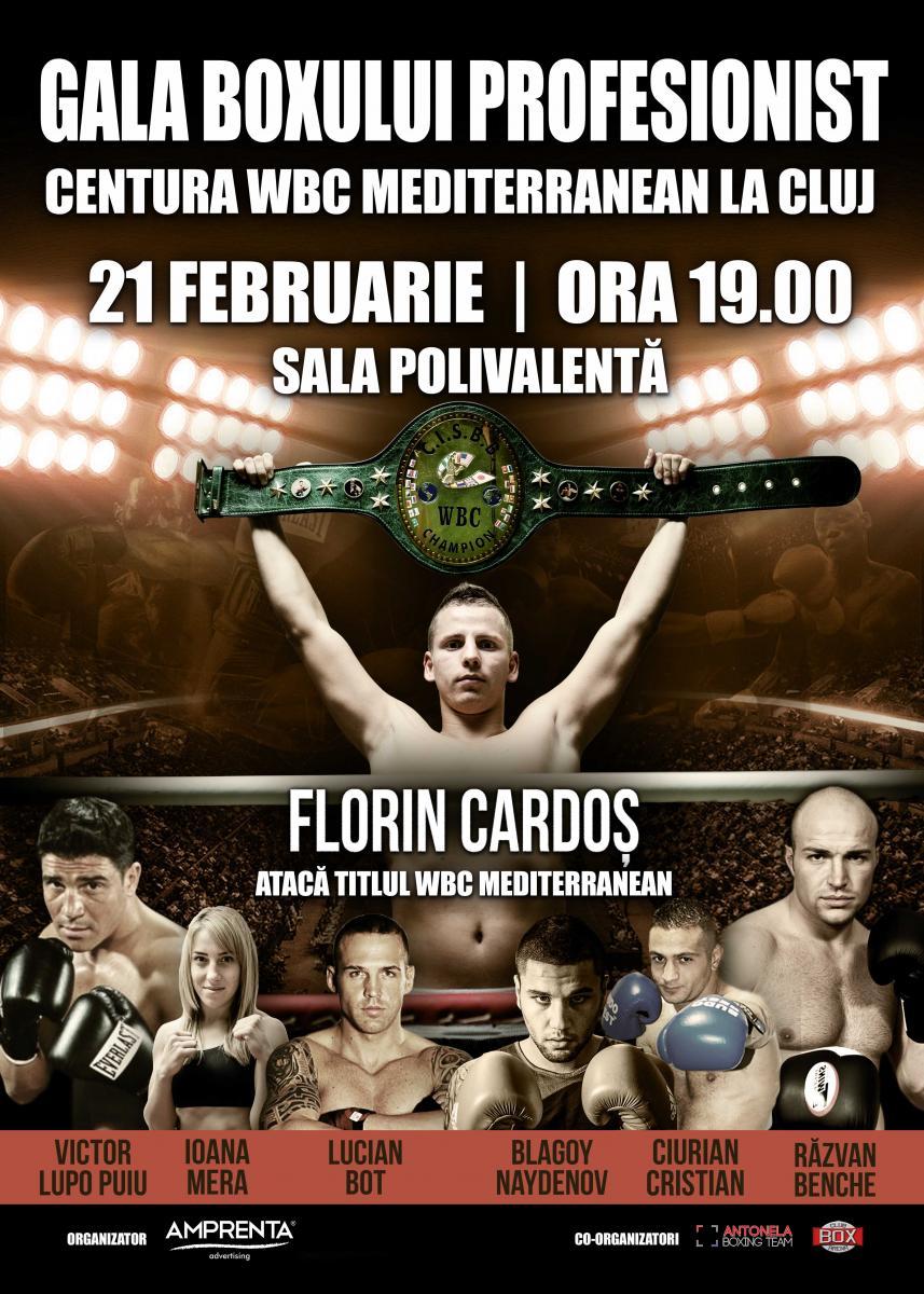 Gala Internațională de Box Profesionist