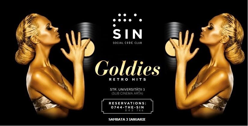 Goldies Retro Hits @ The Sin – Social Code Club