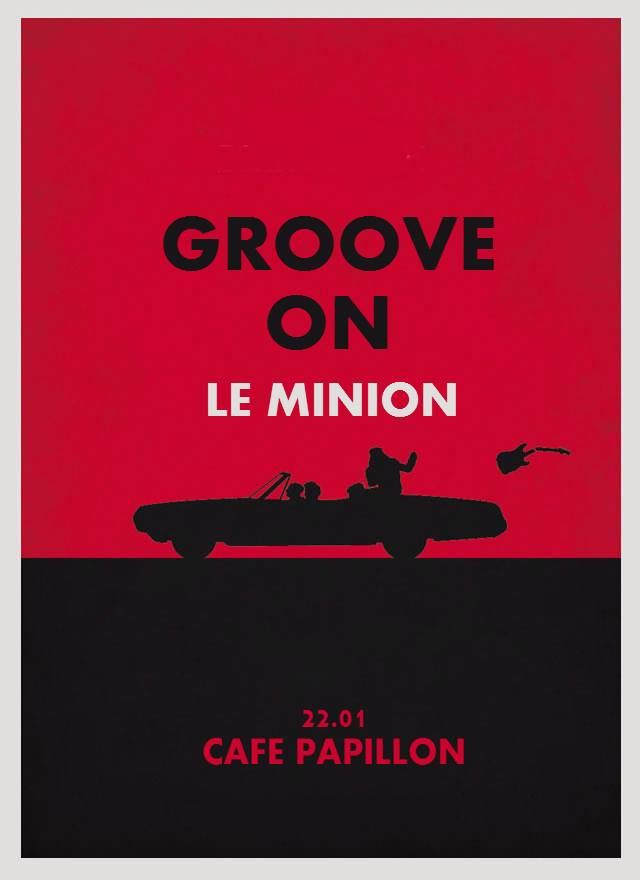 Groove On @ Cafe Papillon