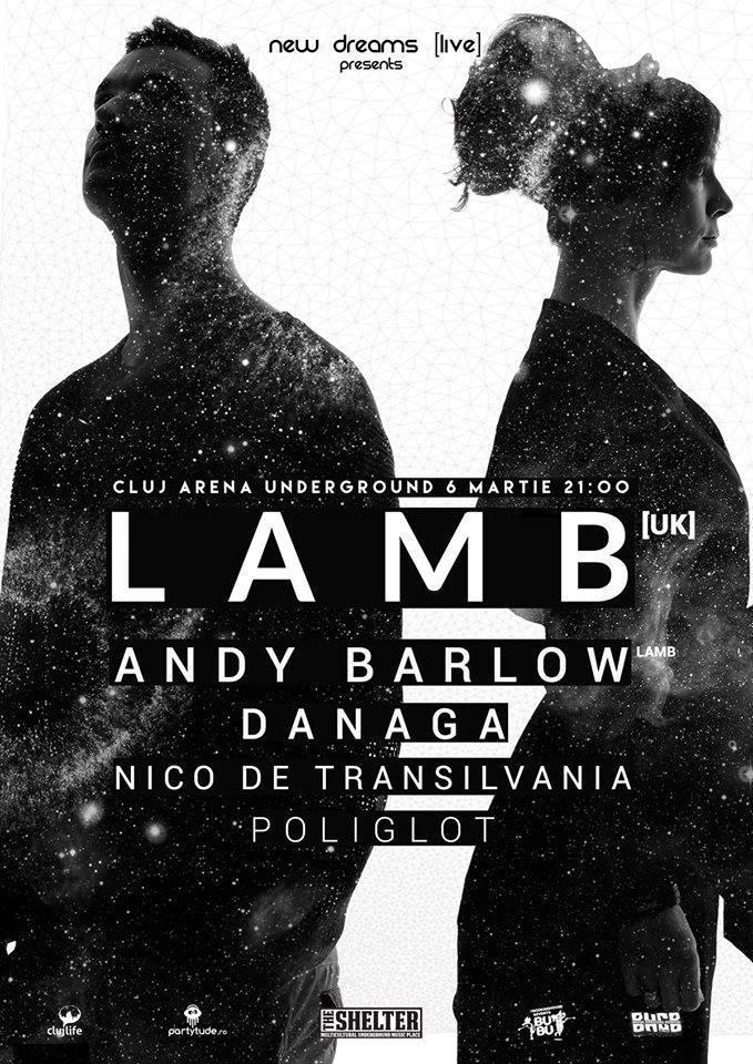 Lamb @ Cluj Arena