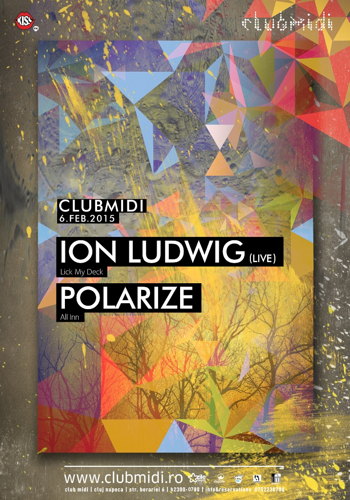 Ion Ludwig / Polarize @ Club Midi