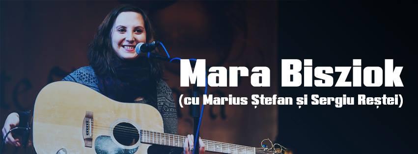 Mara Bisziok @ La Cizmărie