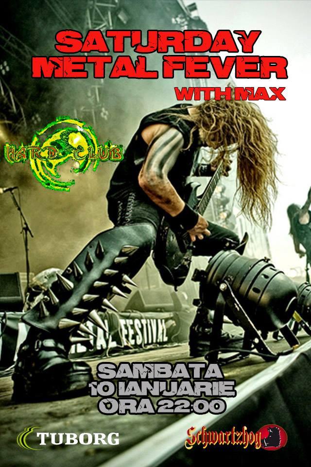 Saturday Metal Fever @ Hard Club