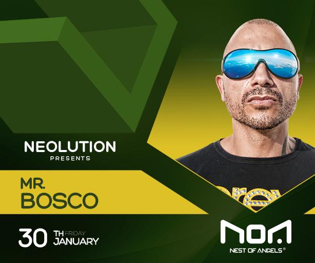 Mr Bosco @ Club NOA