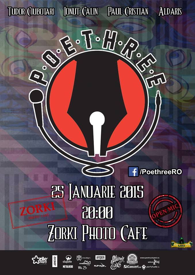 Spoken word Poethree