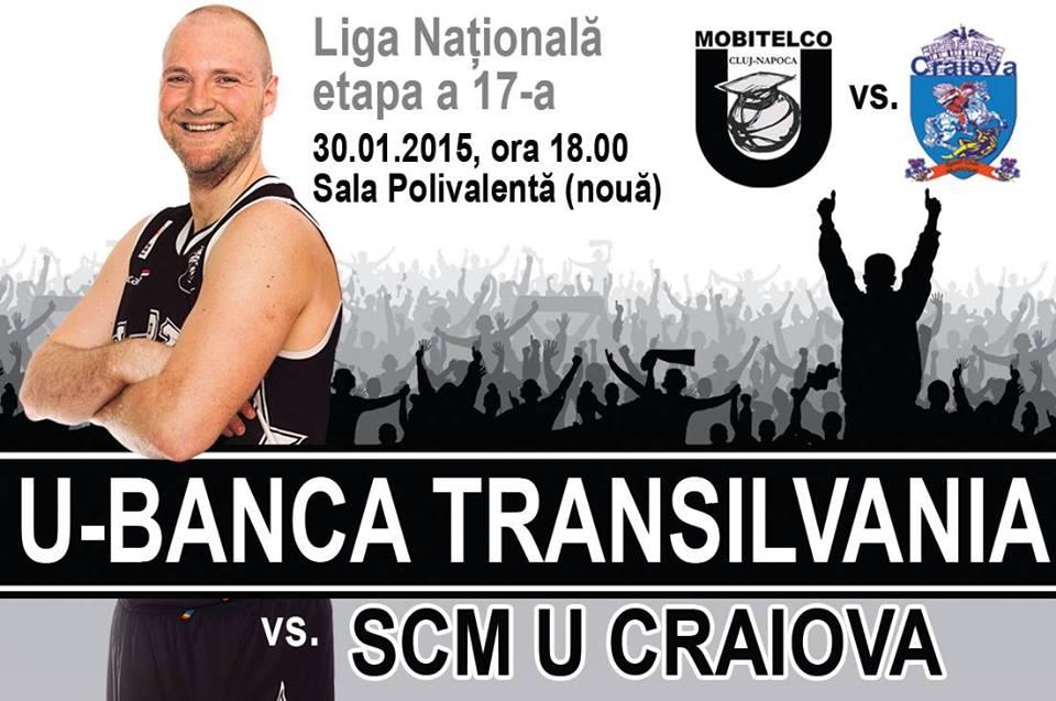 U-Banca Transilvania – SCM U Craiova