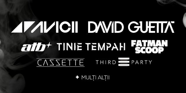 ATB, Tinie Tempah şi Fatman Scoop, confirmaţi la Untold Festival
